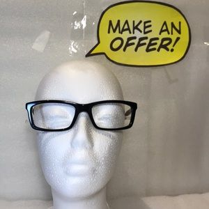 Burberry Rectangle B2117 3332 Eyeglasses Frame